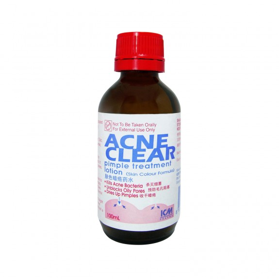Acne Clear Lotion, 100mL