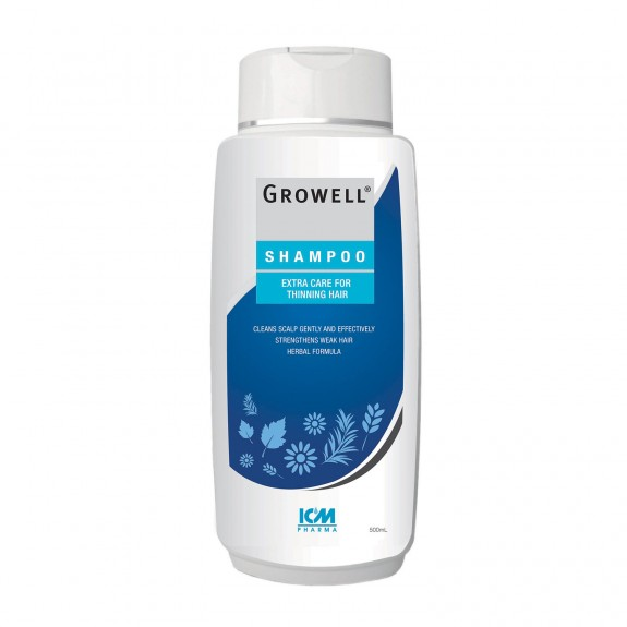 Growell Shampoo, 500mL