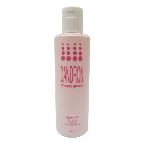 Dandron Cetrimide Shampoo, 200mL