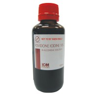 Povidone Iodine 10%, 100mL