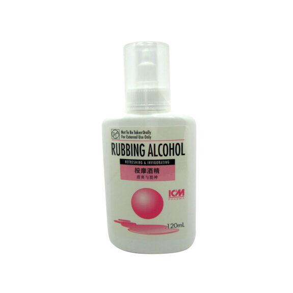 Rubbing Alcohol, 120mL