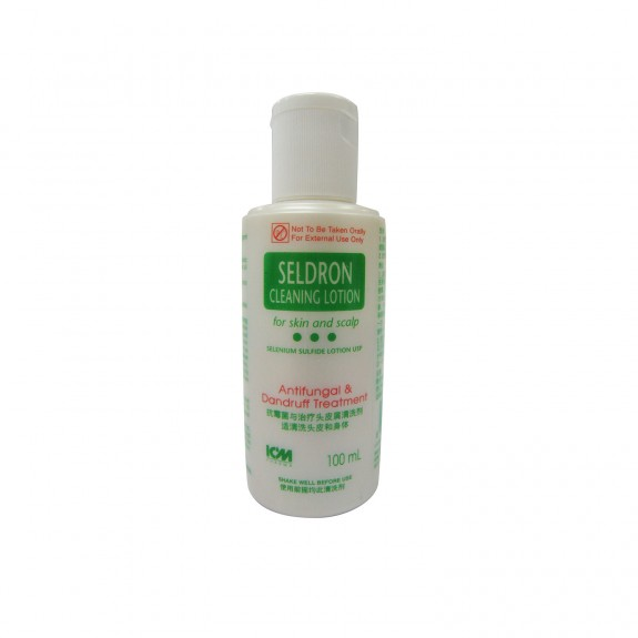 Seldron Cleaning Lotion, 100mL