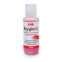 Hygin-X Bath & Shampoo, 100mL