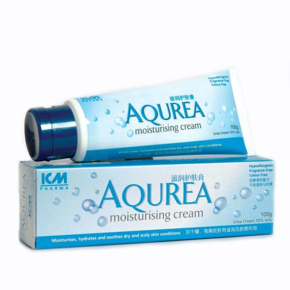 Aqurea Moisturising Cream, 100g
