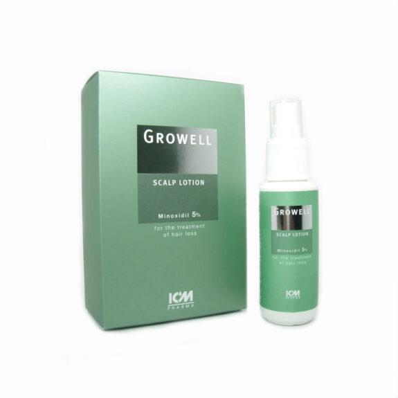 Growell Scalp Lotion 5%, 60mL