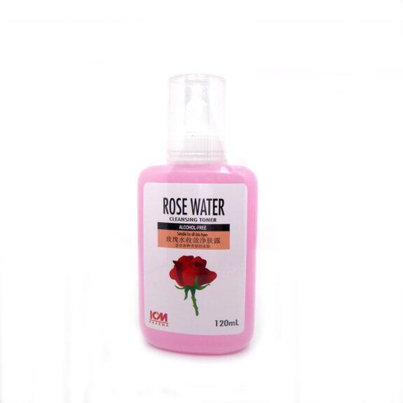 Rose Water, 120mL