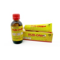 Rub-On Plus Pain Relief Gel/Liniment
